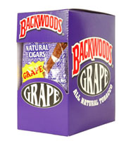 Backwoods Grape