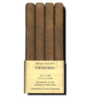 Dominican Bundle Selection Churchill Long Filler