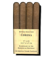 Dominican Bundle Selection Corona Long Filter Cigars